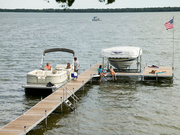 New And Used Docks Boat Lifts For Sale Floating Boat